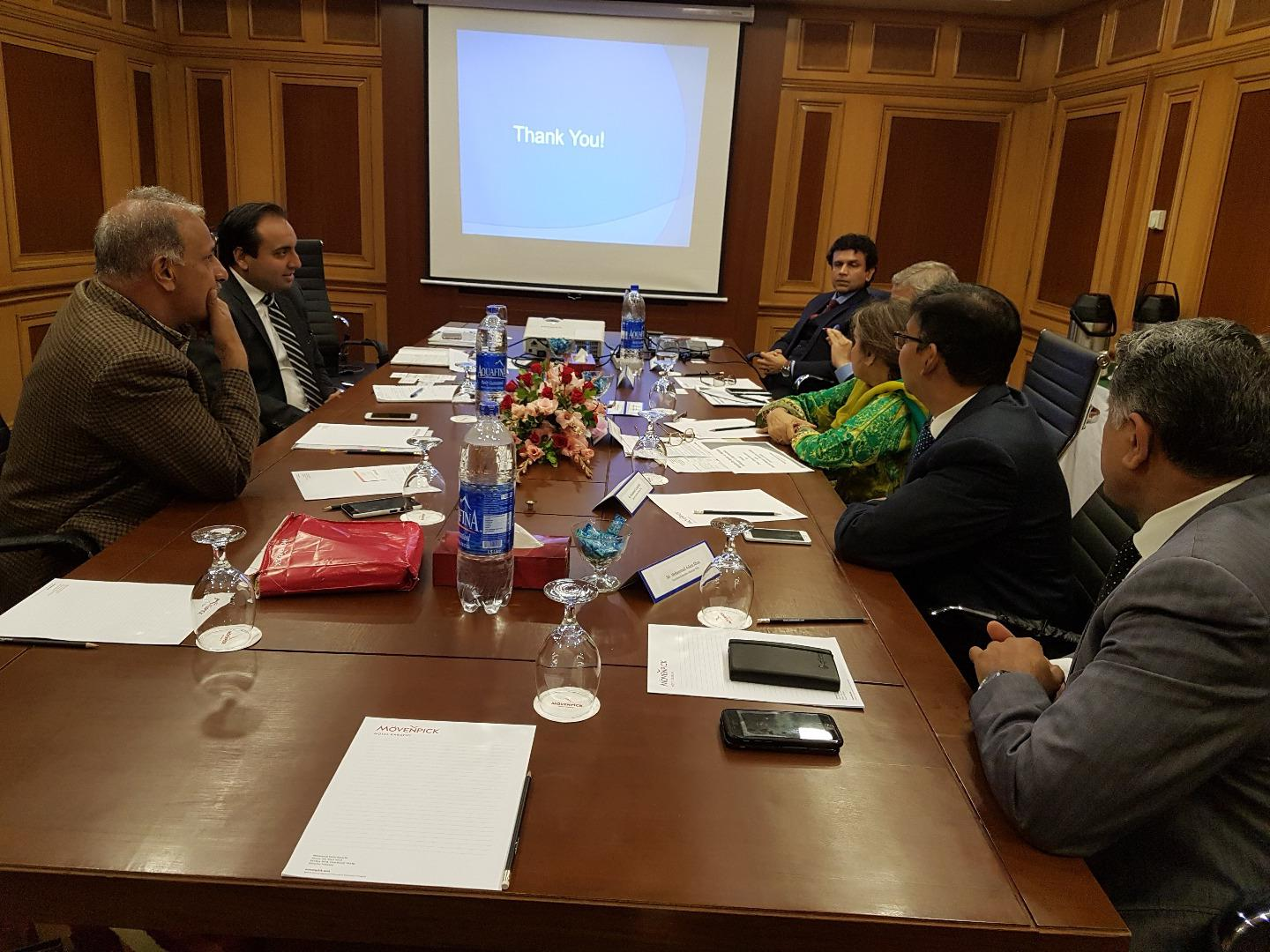 PHA hosted another focused group discussions meeting on request of USAID Small and Medium Enterprise