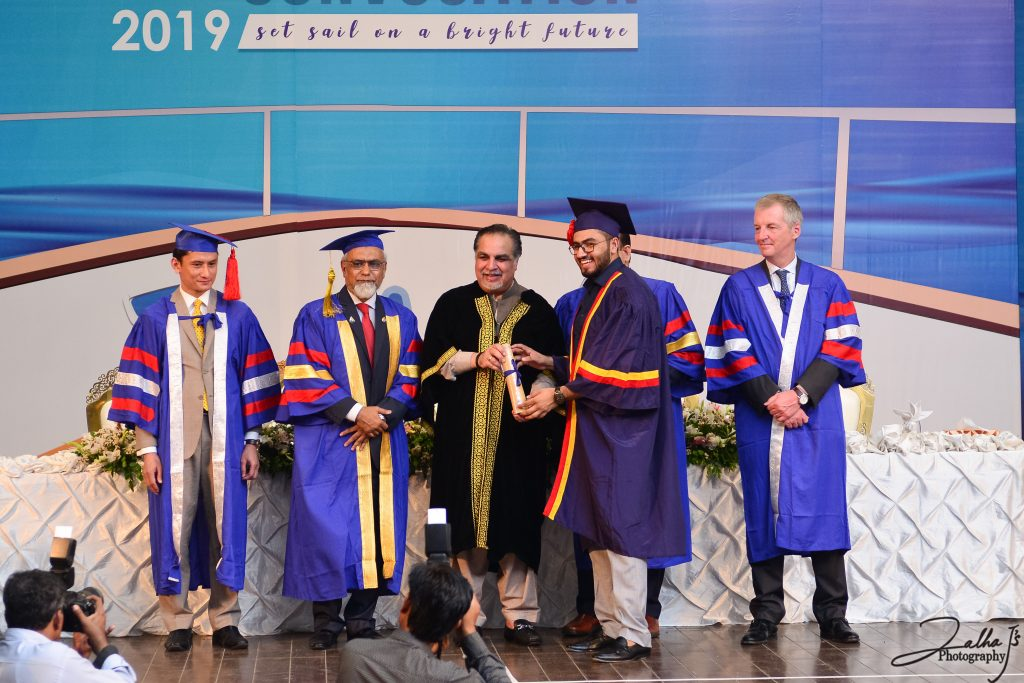 PHA Chairman & Members participation at COTHM 5th Convocation Ceremony at FTC Auditorium Karachi