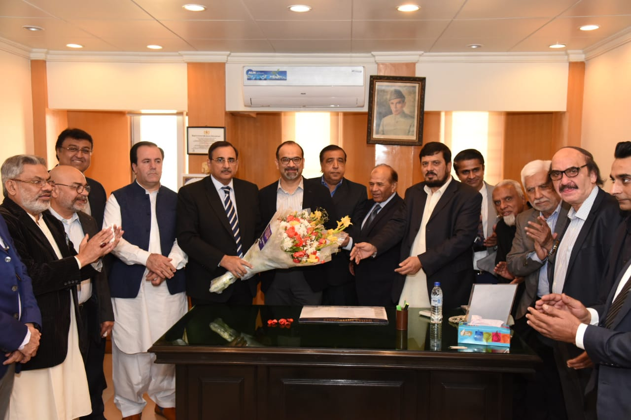 PHA Chairman, Mr. Zubair Baweja elected as Vice President FPCCI 2020